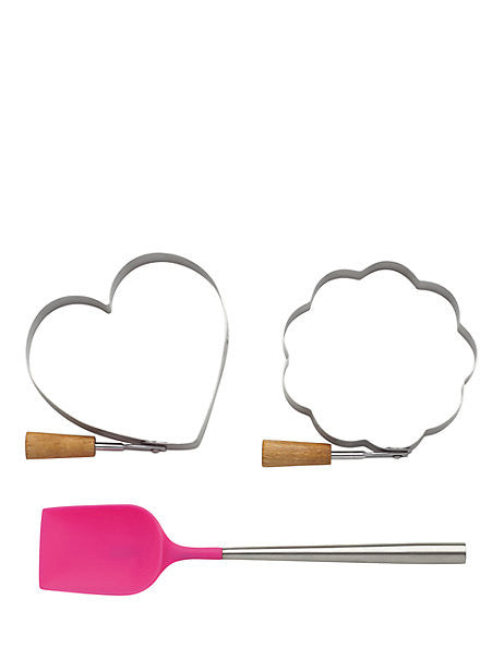 Kate Spade New York 3 Piece Pancake Set