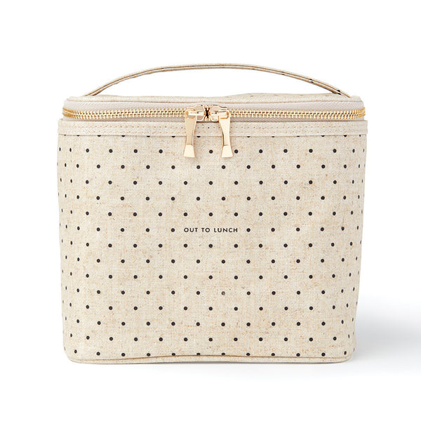 Kate Spade New York Lunch Tote - Deco Dot (Out To Lunch)