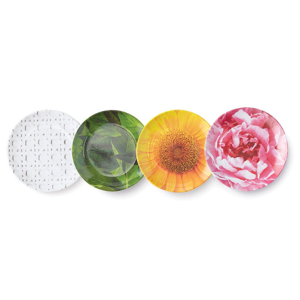 kate spade new york Melamine Coaster Set - Patio Floral