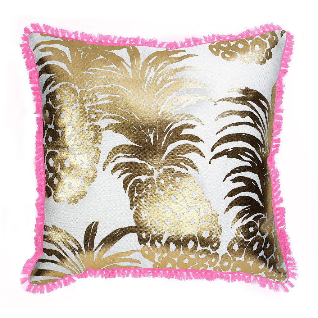 Lilly Pulitzer Large Pillow - Flamenco