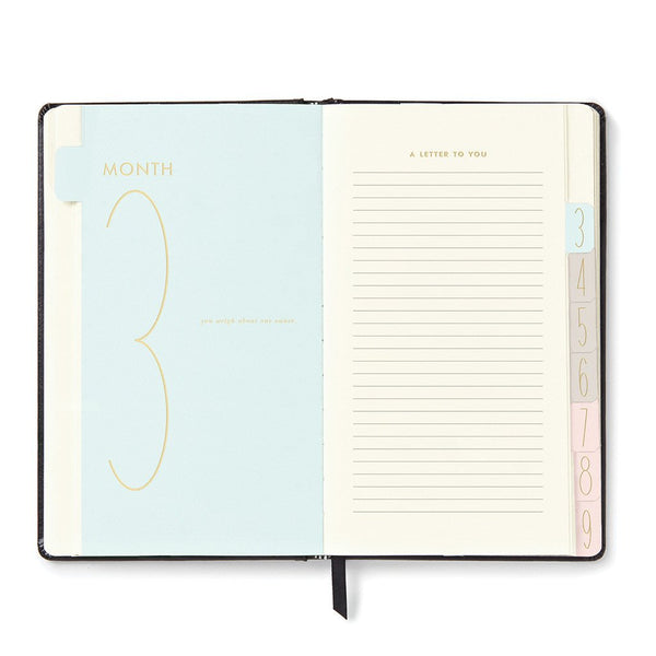 kate spade new york Pregnancy Journal - Deco Dots