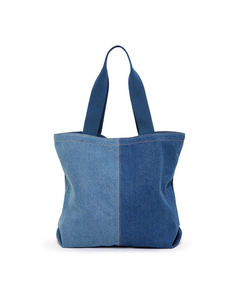 Ban.do Big Denim Tote