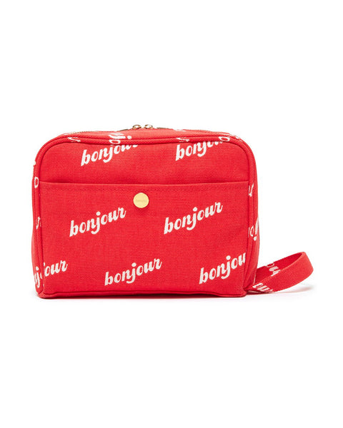 Ban.do Getaway Toiletries Bag - Bonjour