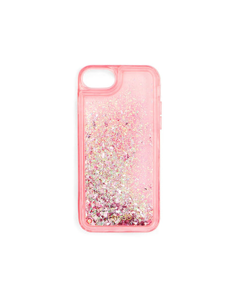 Ban.do Glitter Bomb iPhone Case - Pink Stardust