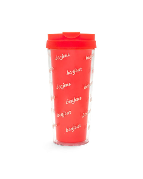 Ban.do Hot Stuff Thermal Mug - Bonjour