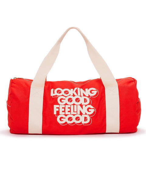 Ban.do Work It Out Gym Bag - Looking Good Feeling Good