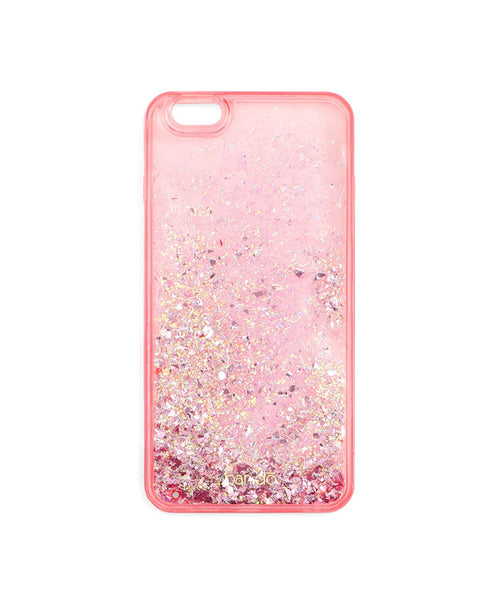 Ban.do Glitter Bomb iPhone 6/6s Plus Case - Pink Stardust