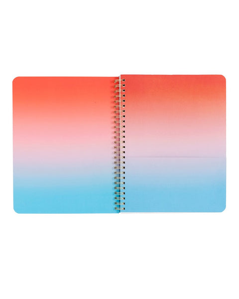 Ban.do Rough Draft Mini Notebook - Your Future Looks Bright