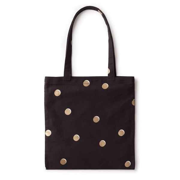 kate spade new york Canvas Book Tote - Scatter Dot