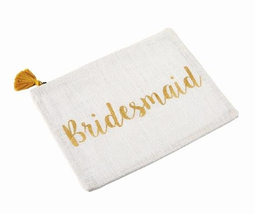 Mud Pie Bridesmaid Carry-All Case