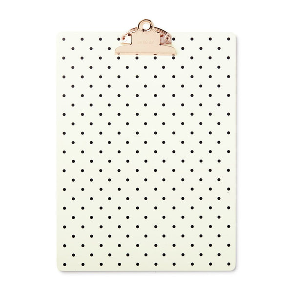 kate spade new york Clipboard - On The Dot