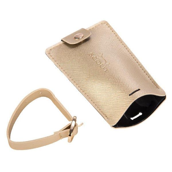 Scout Luggage Tag - Gold