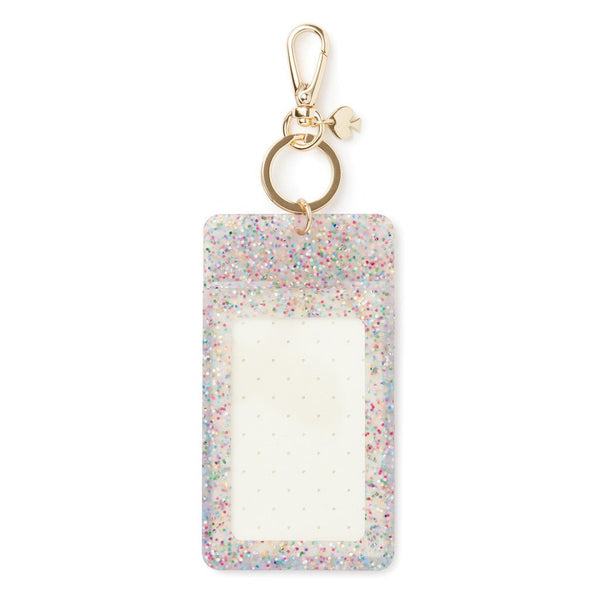 kate spade new york ID clip