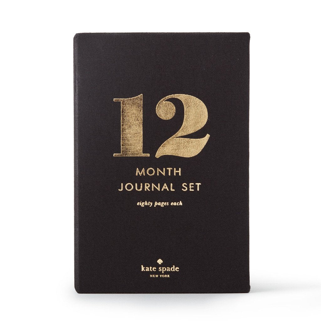 kate spade new york Twelve Month Journal Set - Spot On