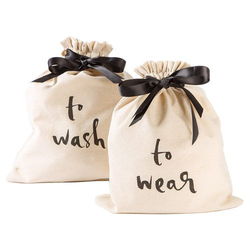 kate spade new york Lingerie Bag Set - Wash and Wear