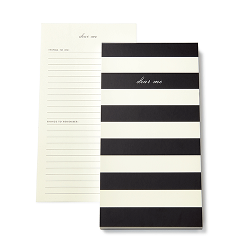 Kate Spade New York Notepad dear me