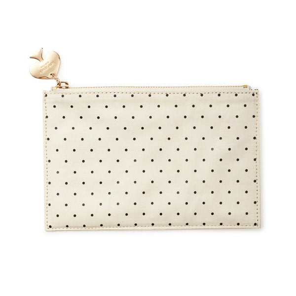 Kate Spade New York Pencil Pouch deco dot