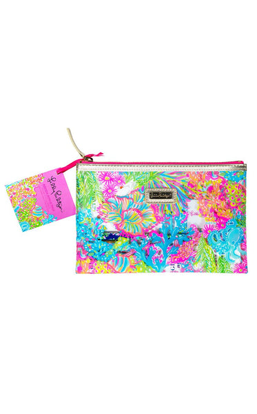 Lilly Pulitzer Agenda Bonus Pack Lover's Coral