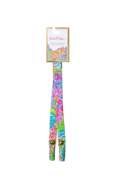 Lilly Pulitzer Sunglass Straps Lover's Coral