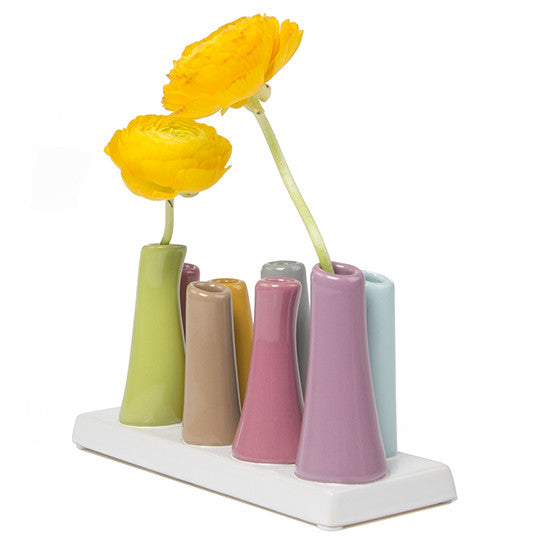 Chive Pooley 2 - 8 Tube Flower Vase