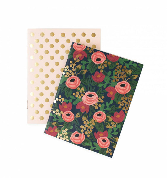 Rifle Paper Co. Pocket Notebooks Rosa