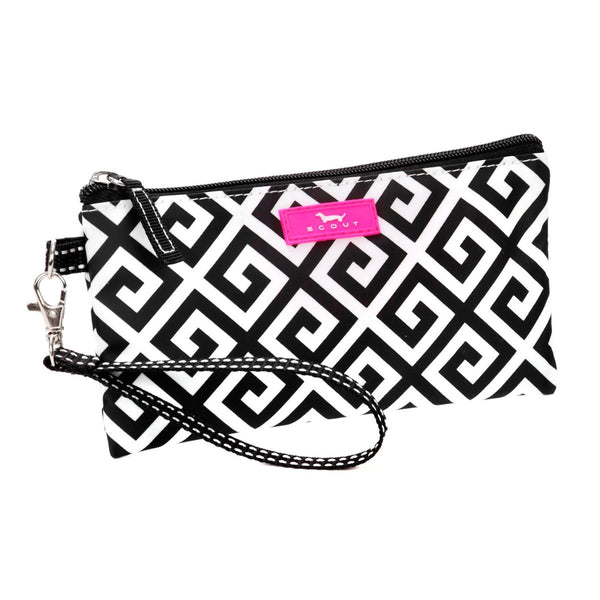 Scout Kate Wristlet Blackjack