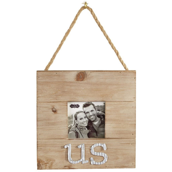 Mud Pie Frame - US Tin