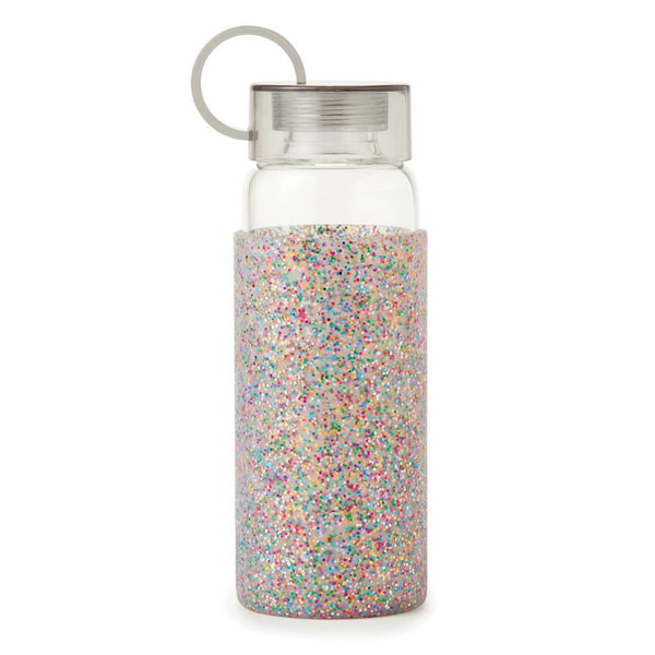 kate spade new york Water Bottle - Multi Glitter
