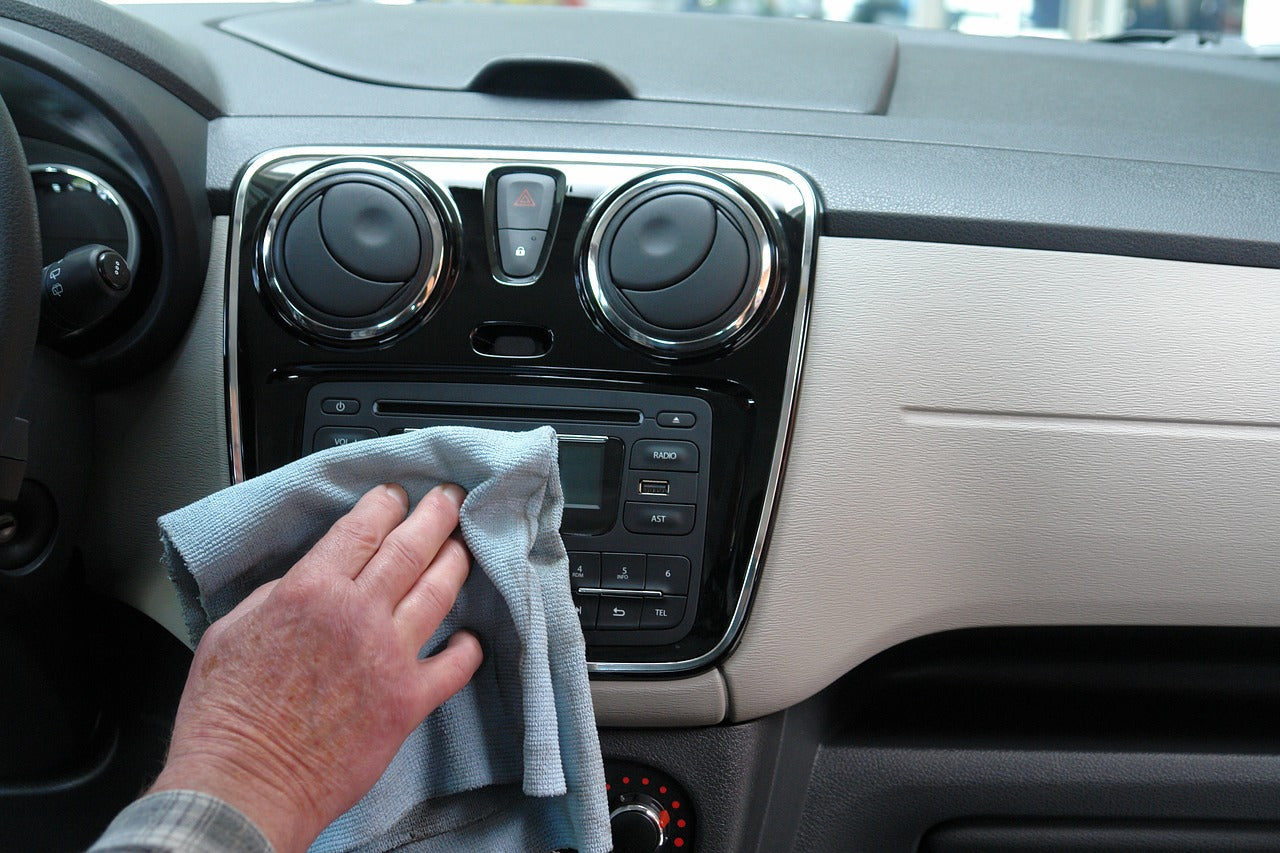 Cleaning Your Car Interior is Good for Your Health