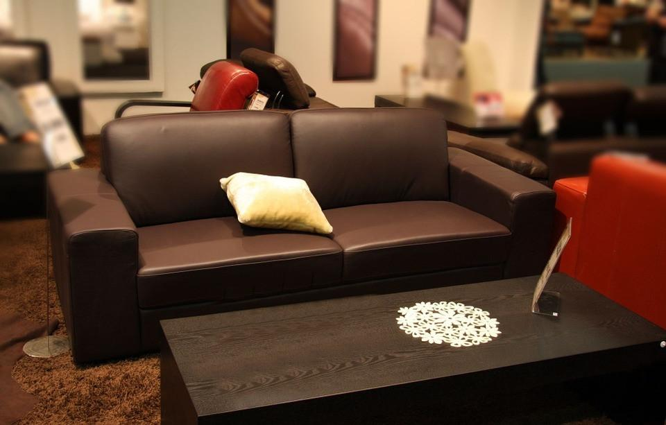 Different Styles of Leather Furniture