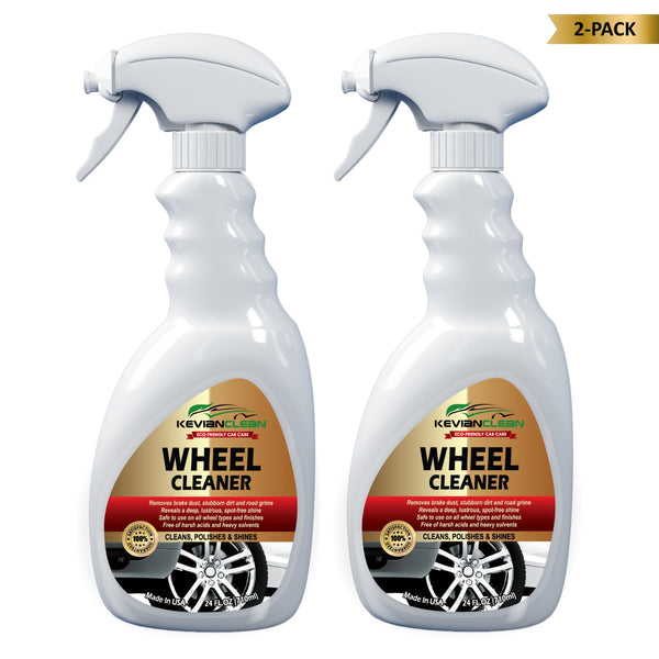 Wheel Cleaner Foam Spray