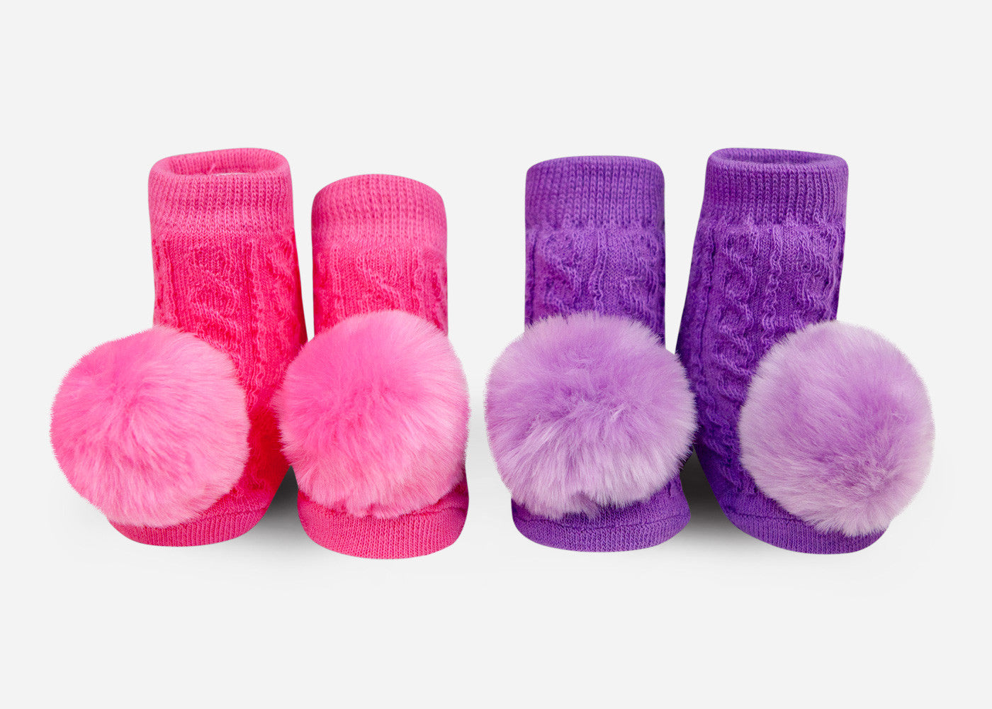 Pom Pom Rattle Socks Waddle