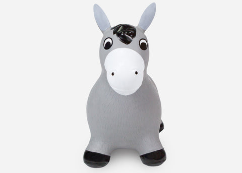 Lucky (Grey Bouncy Animal)