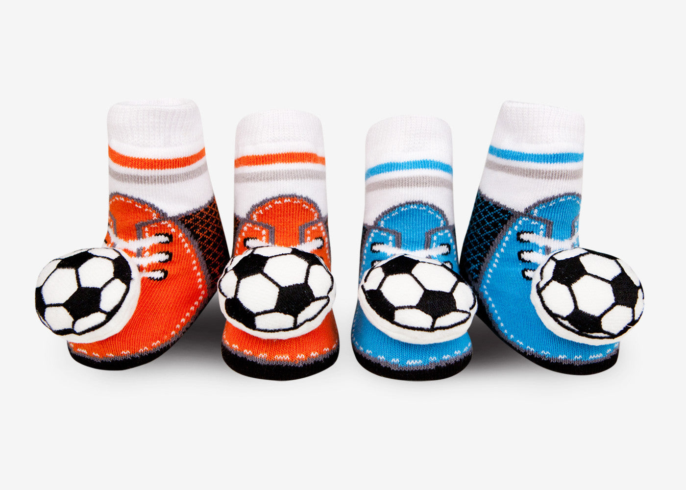 Soccer Rattle Socks Waddle