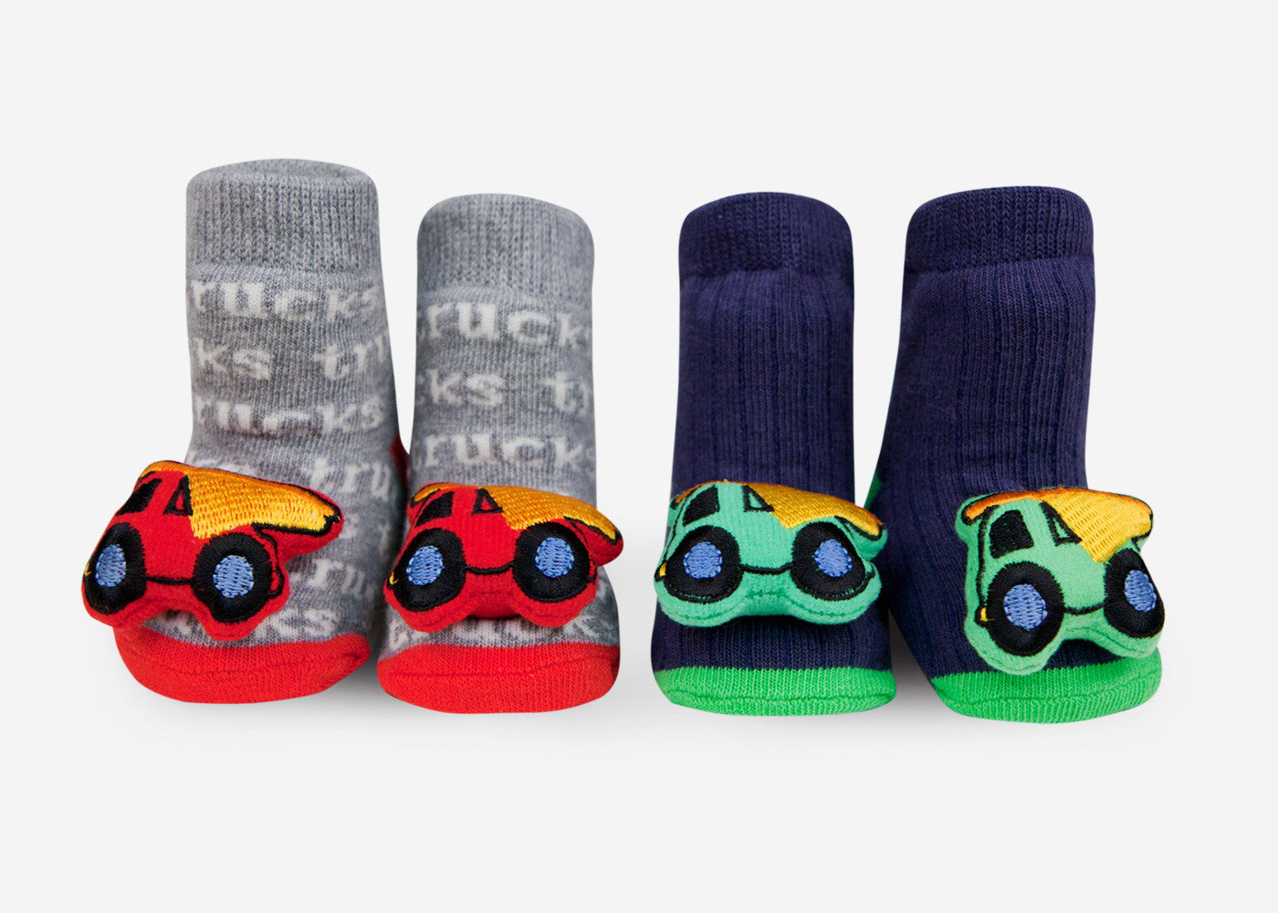 Truck Rattle Socks Waddle