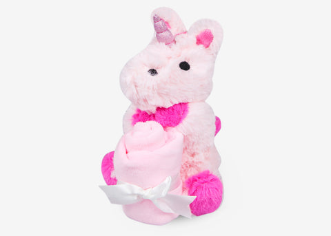 Unicorn Rattle Lovie
