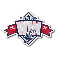 RETIRED: All We Do Is Win - Sticker