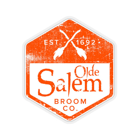 Old Salem Broom Co. (Sticker)
