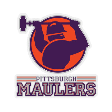 Pittsburgh Maulers (Sticker)