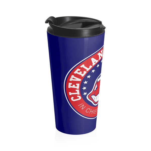 In Chief We Trust (Travel Mug)