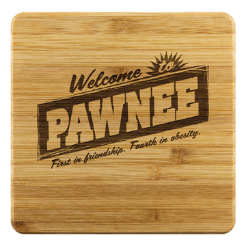 Welcome to Pawnee (Coaster)