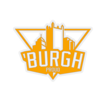 Burgh Proud (Sticker)