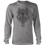 The Owl Knows (Long Sleeve)