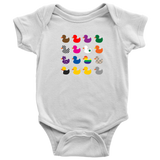 Duck, Duck, Gray Duck Returns (Onesie)