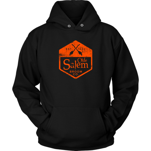 Olde Salem Broom Co. (Hoodie)