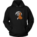 The Fox and the Moon (Hoodie)