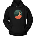 The Lady with the Feathers (Hoodie)