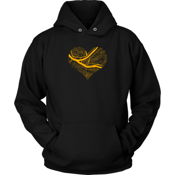Heart of the City - Pittsburgh (Hoodie)