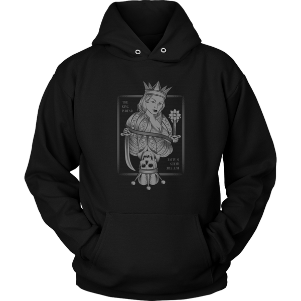 The Queen is Alive (Hoodie)