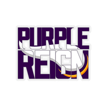 Purple Reign (Sticker)